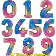 """40"""" Rainbow Numbers"""