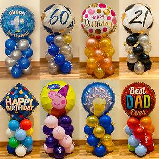 Mini Balloon Towers