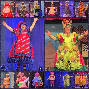 Pantomime Dame Costumes