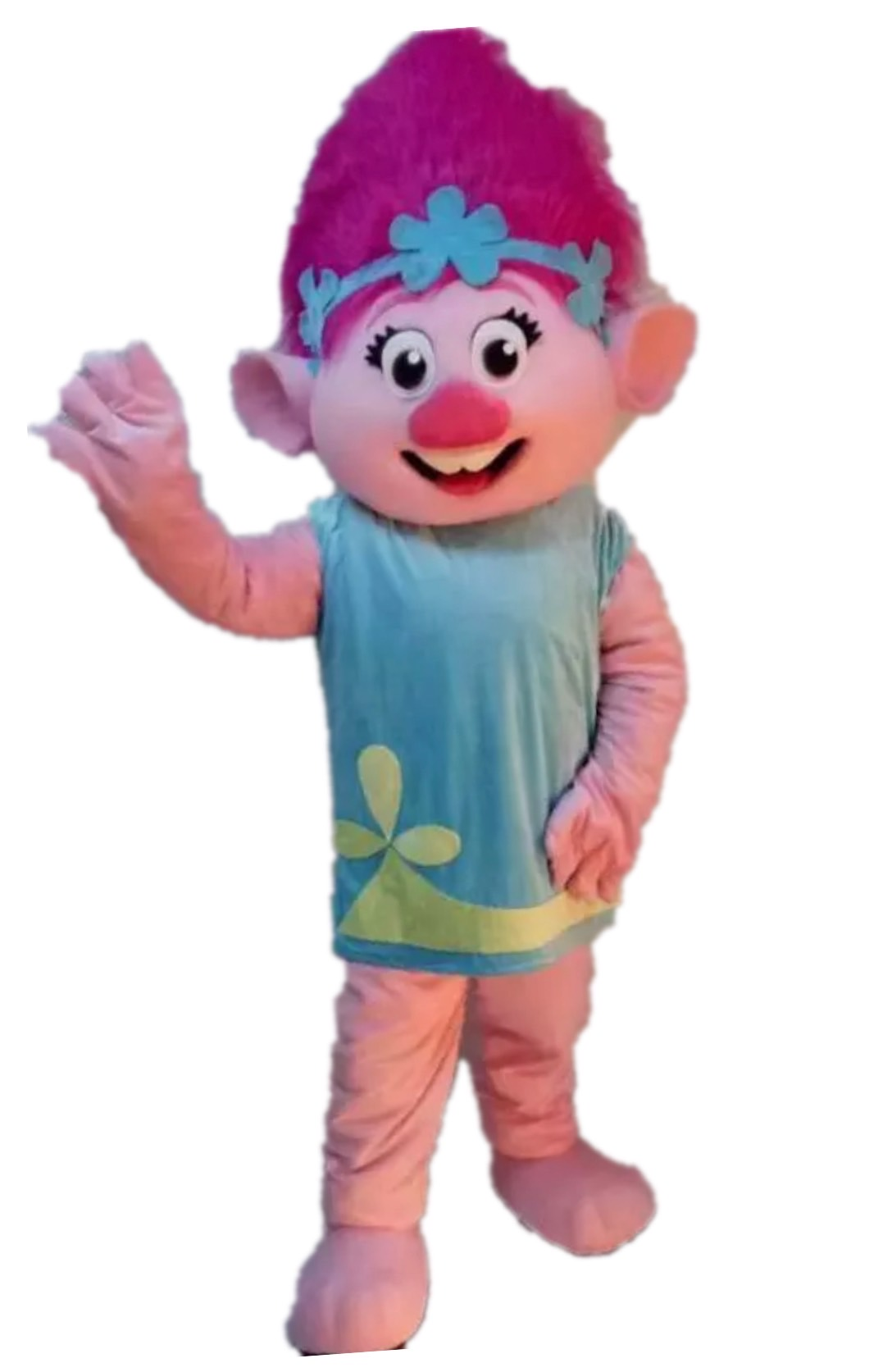 Pink Magic Doll Mascot