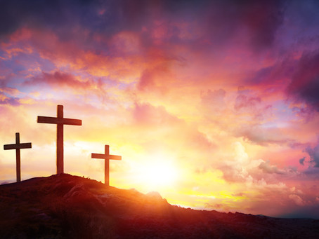 The Crucifixion of our Lord Christ Jesus