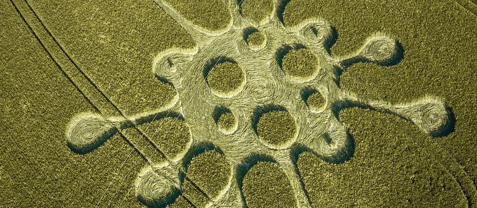 The Crop Circle Mystery