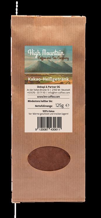 Kakao Heißgetränk | ab € 4,00