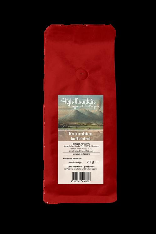 Kolumbien koffeinfrei | ab € 7,20