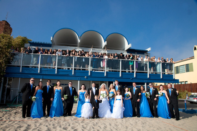 Beach weddings that make you smile