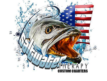 Saltwater Therapy Custom Charters logo