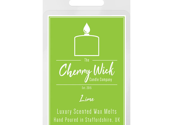 Lime Wax Melts