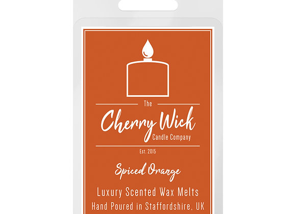Spiced Orange Wax Melts