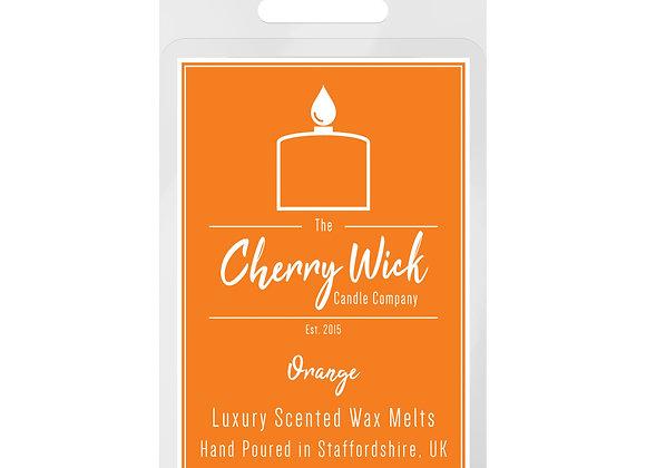 Orange Wax Melts