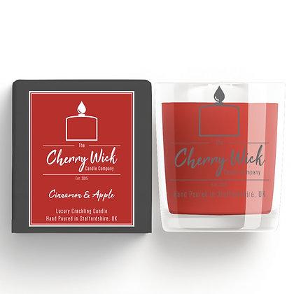 Cinnamon & Apple 30cl Candle