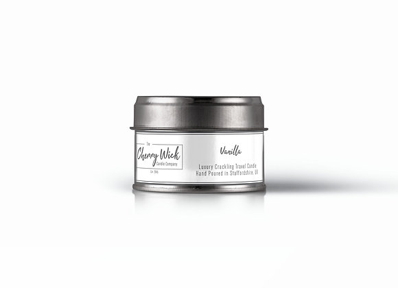 Vanilla Travel Candle
