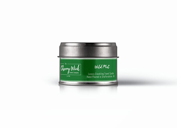 Wild Mint Travel Candle