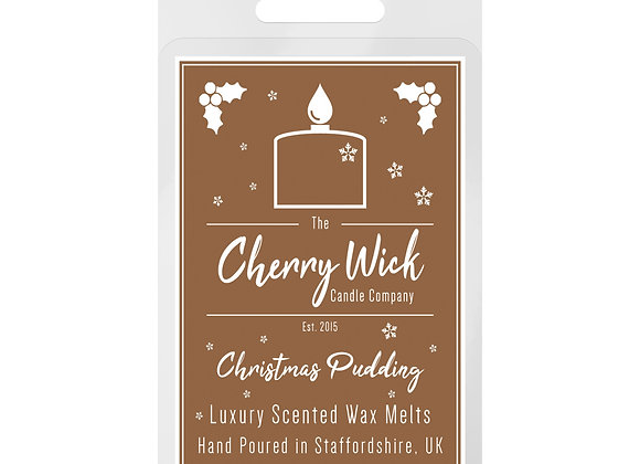Christmas Pudding Wax Melts