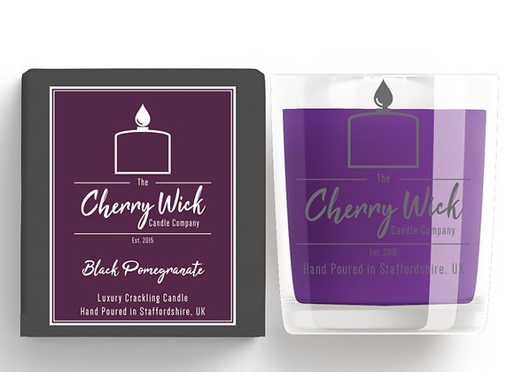 Black Pomegranate 30cl Candle