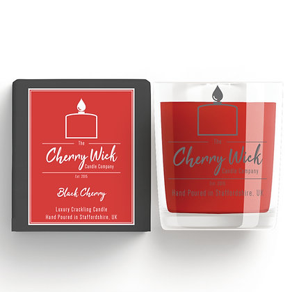 Black Cherry 30cl Candle