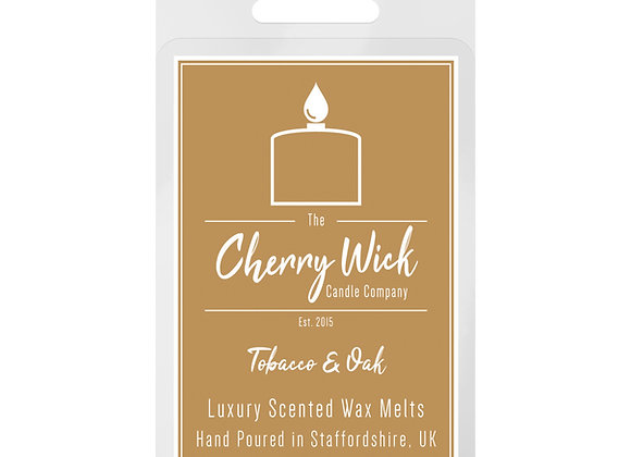 Tobacco & Oak Wax Melts