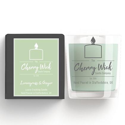 Lemongrass & Ginger 30cl Candle