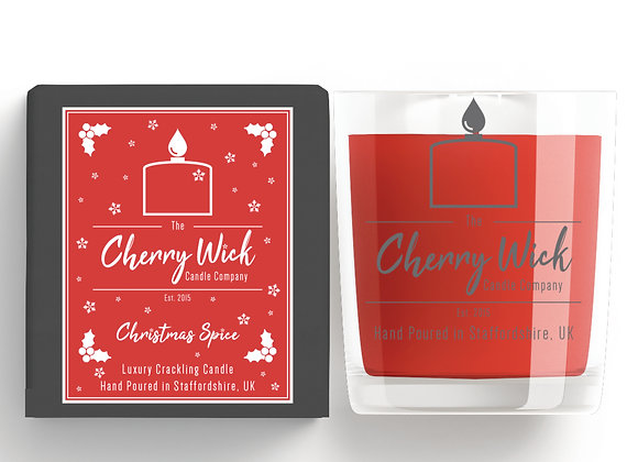 Christmas Spice 30cl Candle