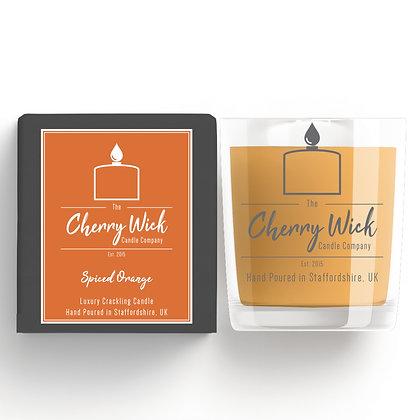 Spiced Orange 30cl Candle