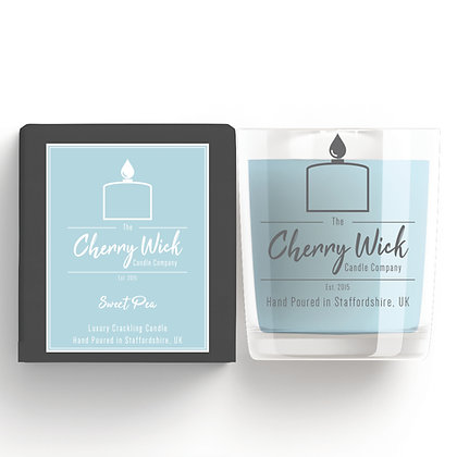 Sweet Pea 30cl Candle