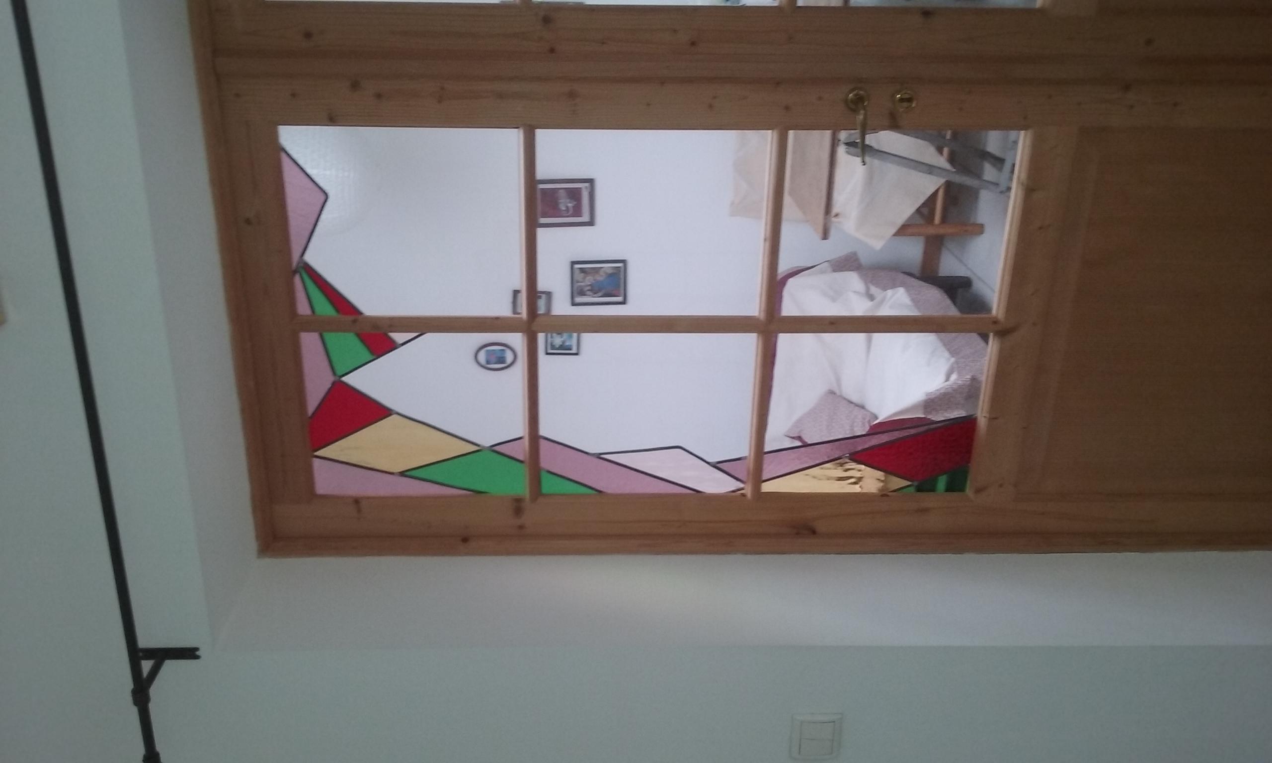 vitraux porte