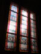 vitrail restauré paris