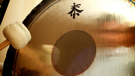 Music To Heal: Gong Therapy