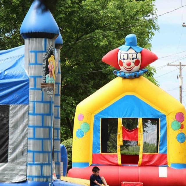Inflatable Water Slide Rental Kansas City: About Bounce House Rentals