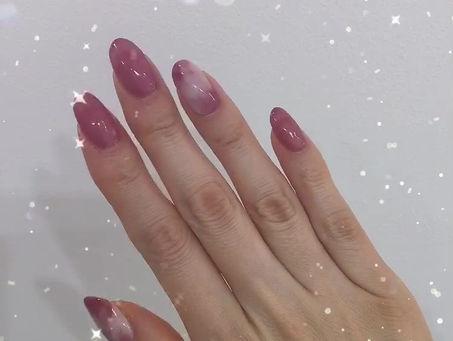 くすみピンク♡