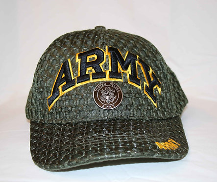 ARMY cap, metal front emblem.  Shipping included.