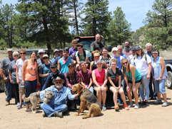 2018 Eagles Summit Ranch Work Trip