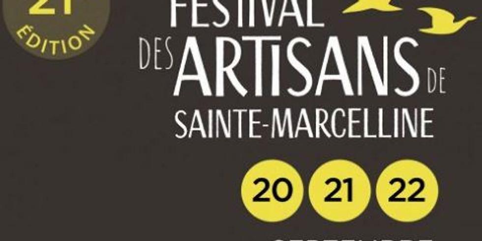 Festival des Artisans de Sainte-Marcelline