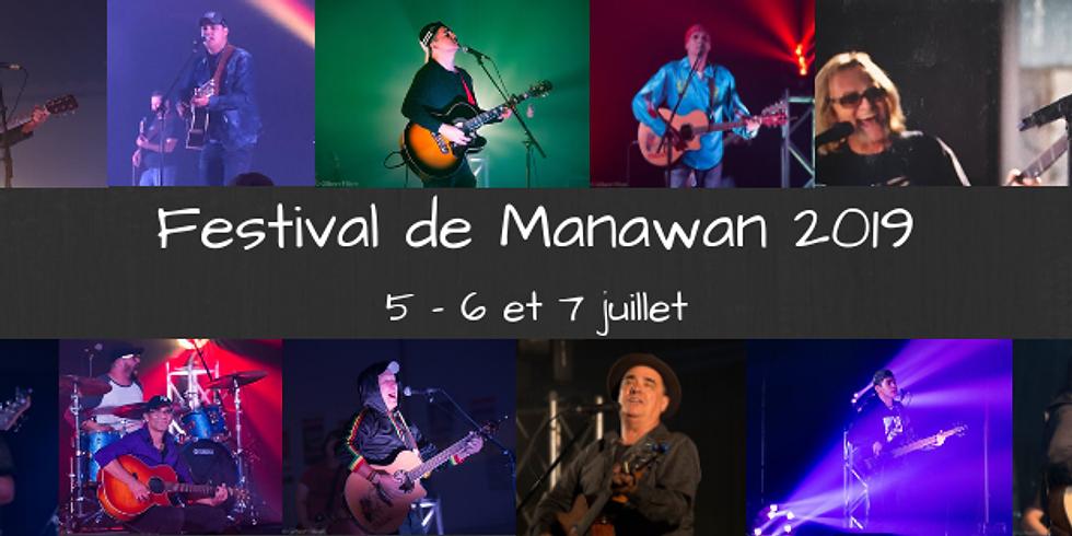 Festival Atikamekw de Manawan