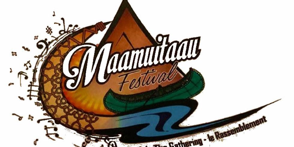 Festival Maamuitaau à  Oujé-Bougemau
