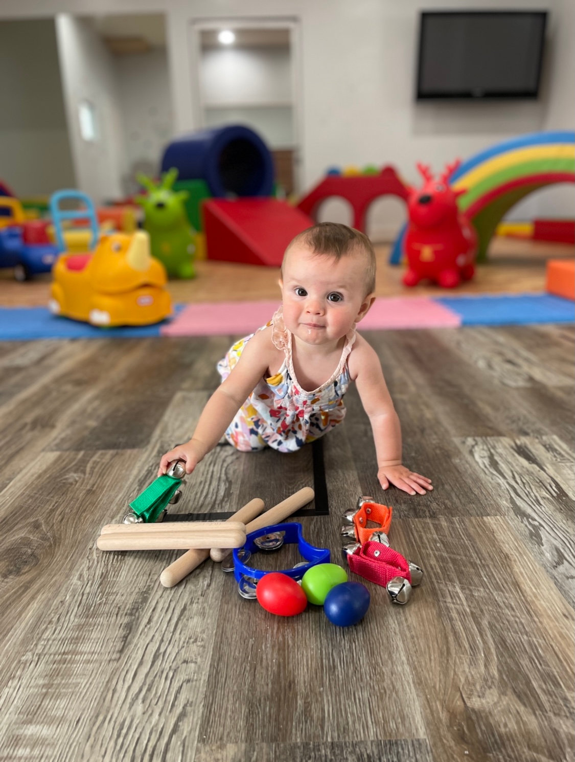 Music and Play Monthly 12-18 months