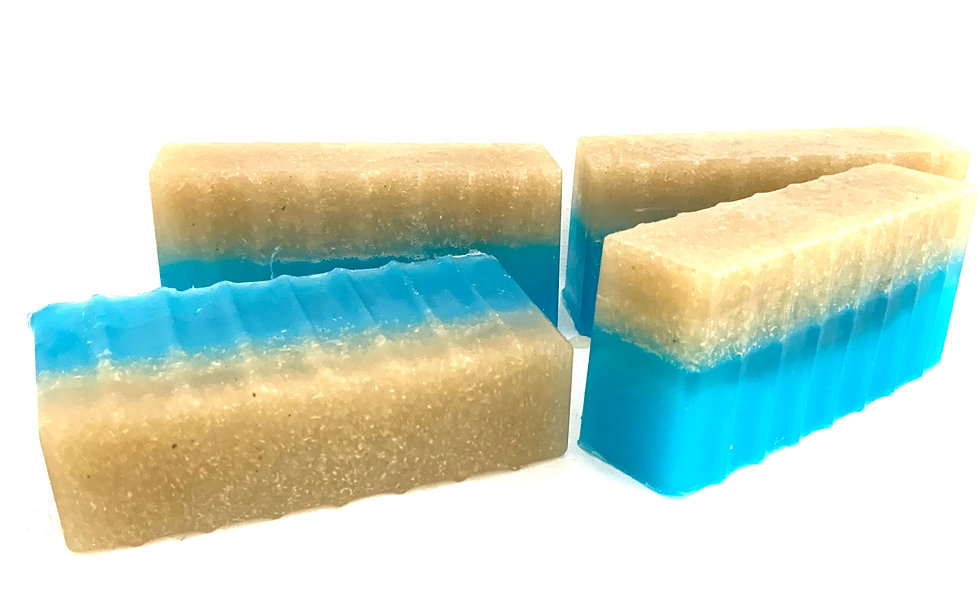 Ocean Spa soap