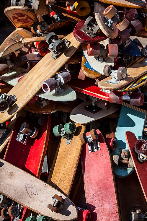 Daniel's Skate Collection #7