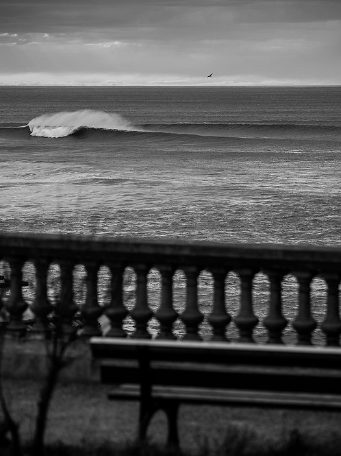 The Bench of Thoughts - 30x40cm - Matte Photo Paper