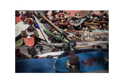 Daniel's Skate Collection #1