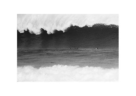 Basque Jaws- 45x30cm - Matte Photo Paper
