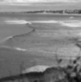 Waves along the Basque Coast