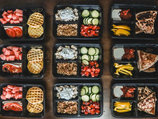 3 Day Meal Prep!