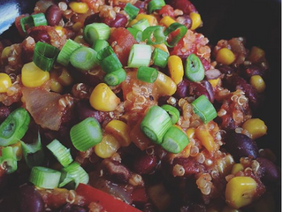 VEGAN/VEGETARIAN CHILI