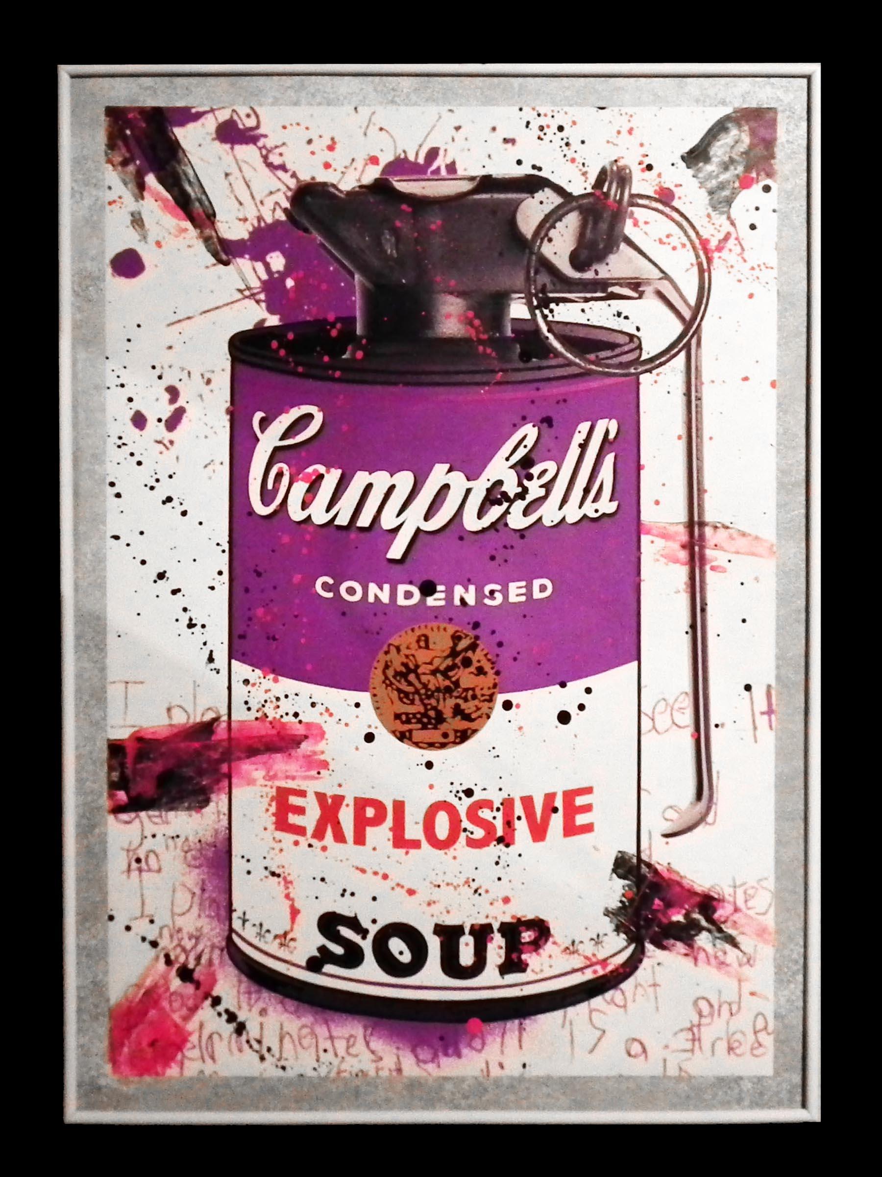 Explosive violet