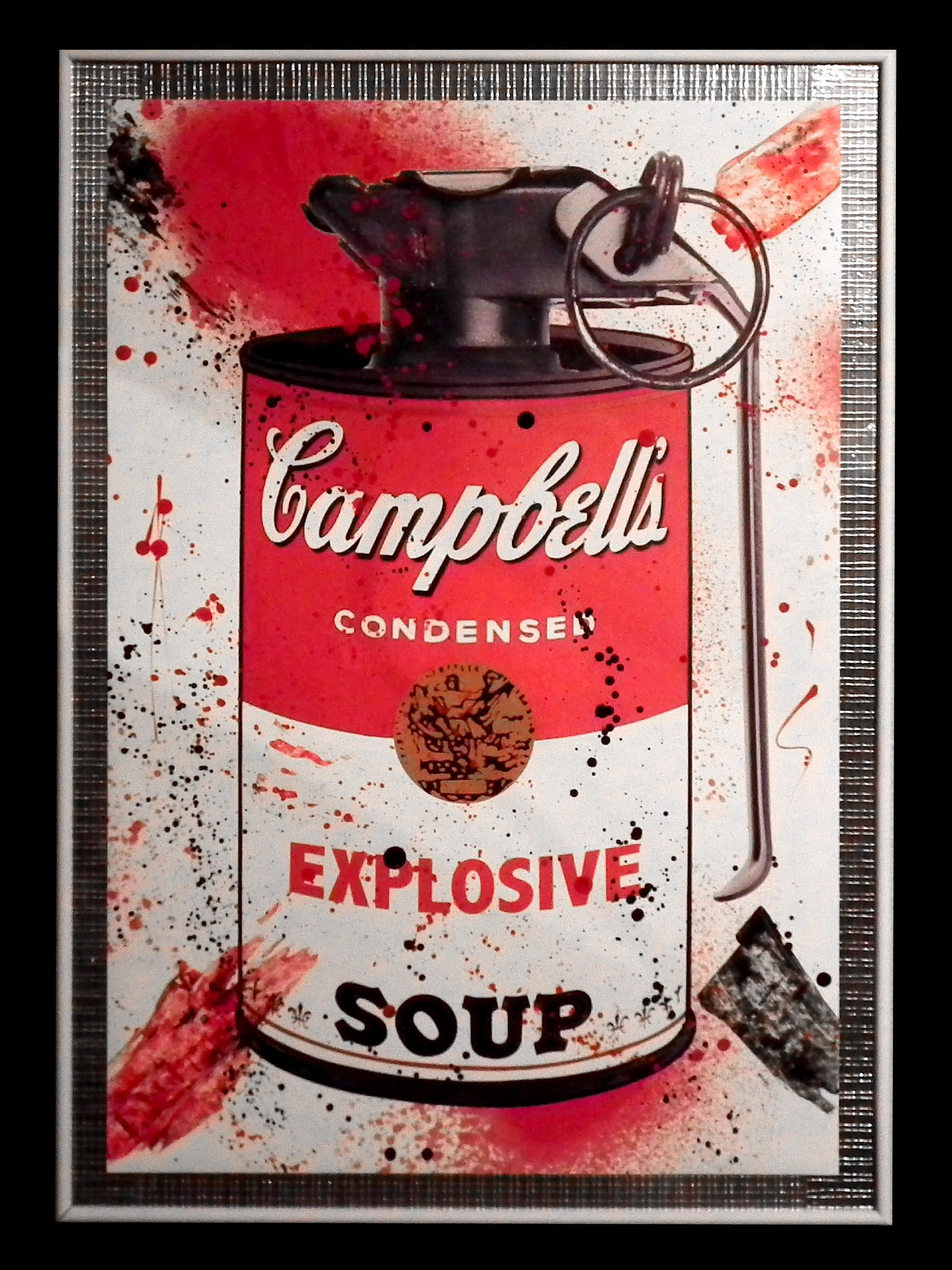 Explosive rouge
