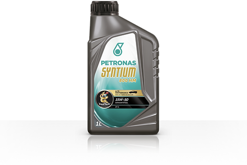 PETRONAS SYNTIUM 800 HM SL 15W‑50
