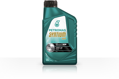 PETRONAS SYNTIUM 300 SL 20W‑50