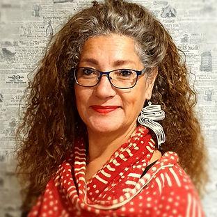 Philomena Hali textile and fibre artist