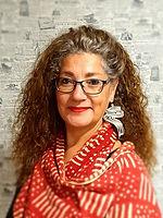 Designer Philomena Hali