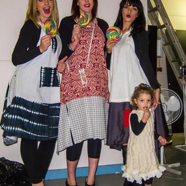 Philomena Hali designed tunics